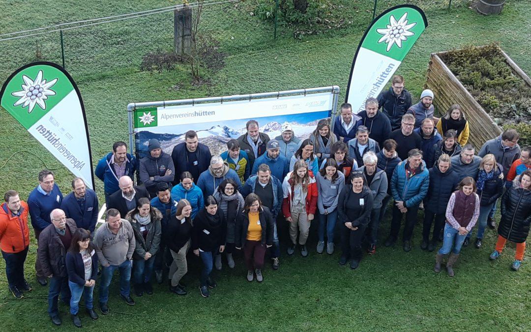 Fachtagung für Hüttenwirtsleute | 25.-27. November 2019